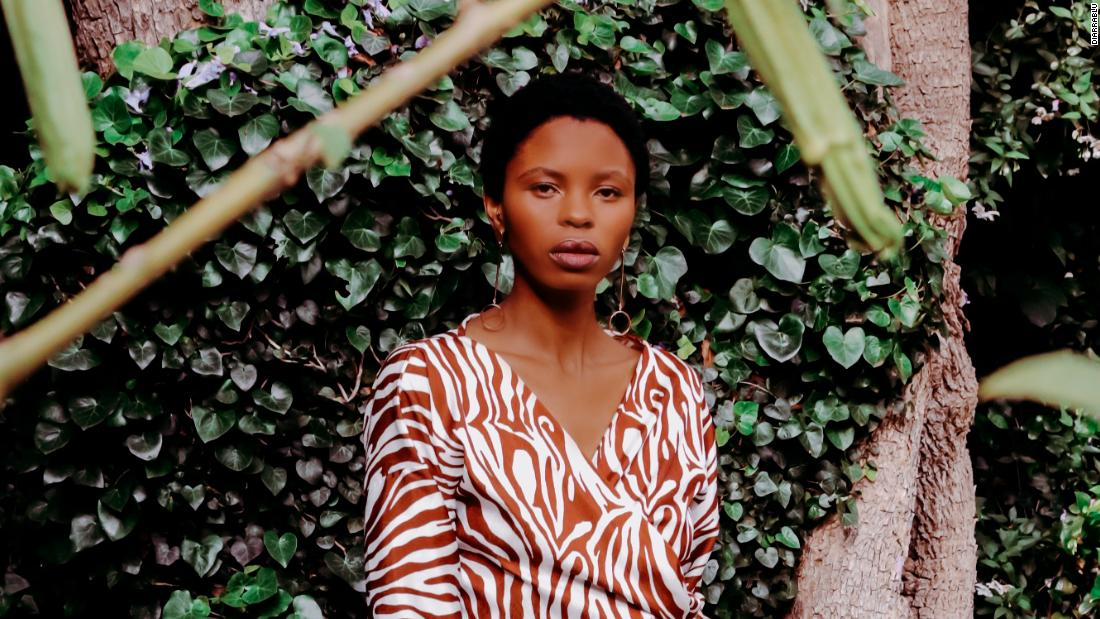 Meet one of Senegal's most promising designers