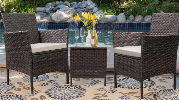 Devoko 3-Piece Patio Furniture Set