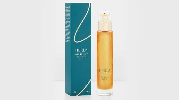 Herla Gold Supreme Illuminating Body Oil