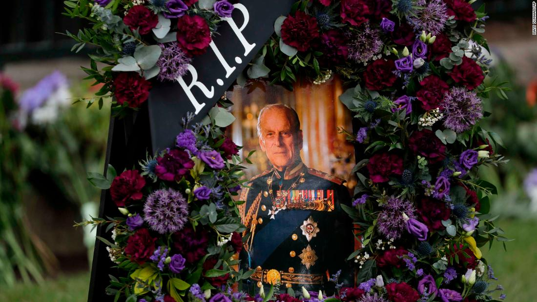 UK prepares for funeral of Prince Philip, Duke of Edinburgh, longtime consort of Queen Elizabeth II - CNN