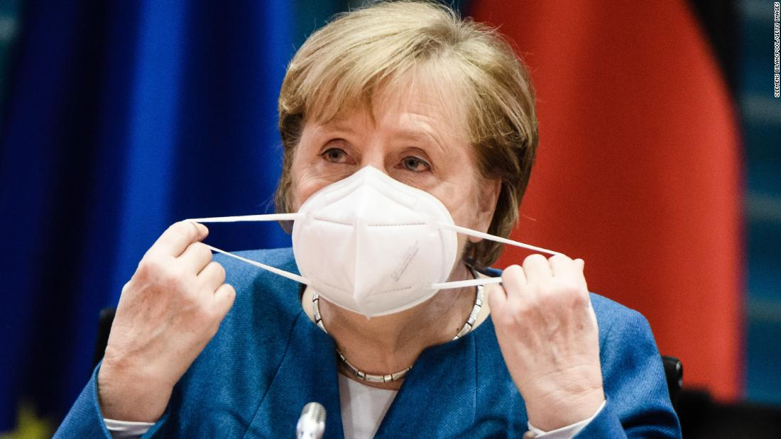 Angela Merkel has five months to defeat the coronavirus pandemic and save her legacy