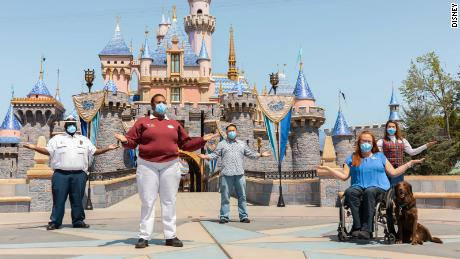 Disney is looking to make its theme parks -