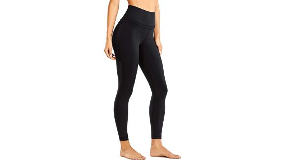 CRZ Yoga High-Waist Tight Yoga Pants
