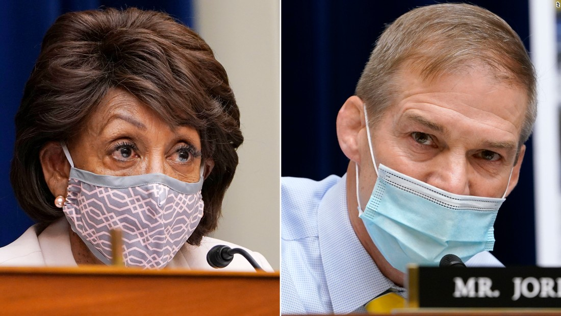Maxine Waters: Jim Jordan is a bully and I shut him down