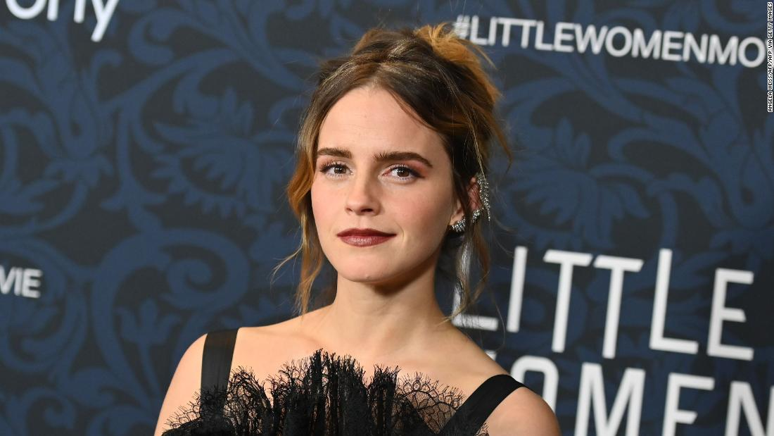 Emma Watson sets the record straight on work and love life