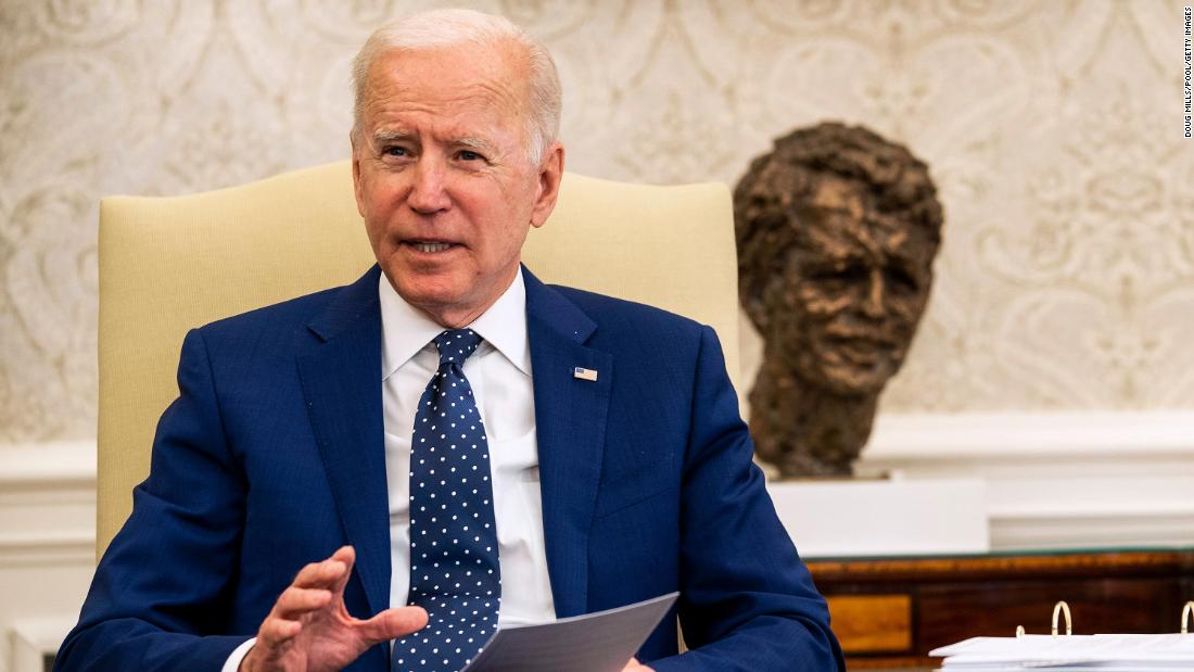 Police reform: Joe Biden stands down at a critical juncture as activists demand change nearly a year after George Floyd shooting