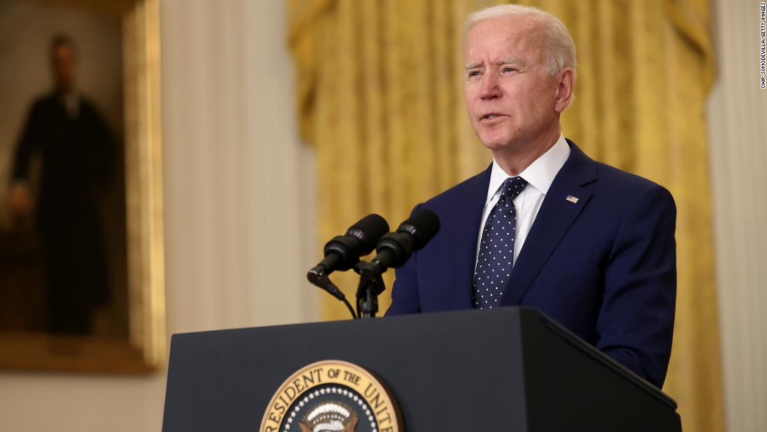 Biden to sign declaration that speeds refugee admissions without raising cap