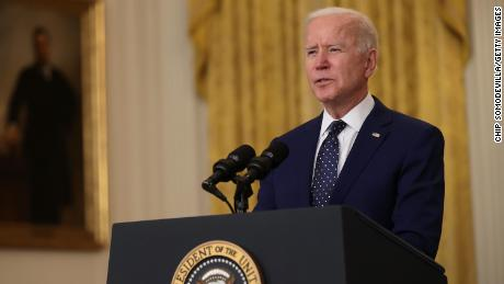 Biden says sanctions against Russia are proportionate response: 'Now is the time to de-escalate'