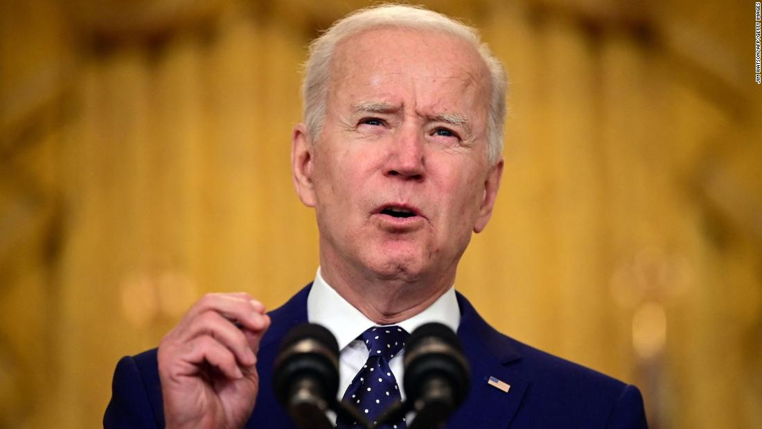 Russia retaliates against US over Biden's sanctions