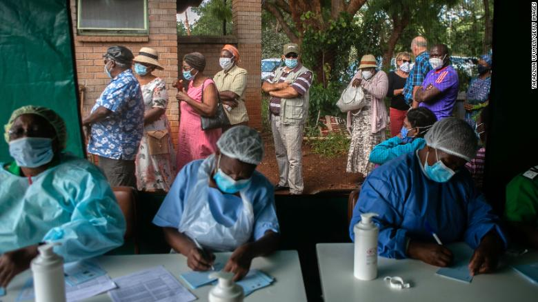 A rich-poor vaccination system is emerging