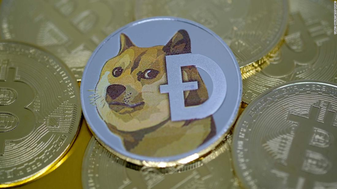 Dogecoin price soars more than 100% to new record after Elon Musk tweets