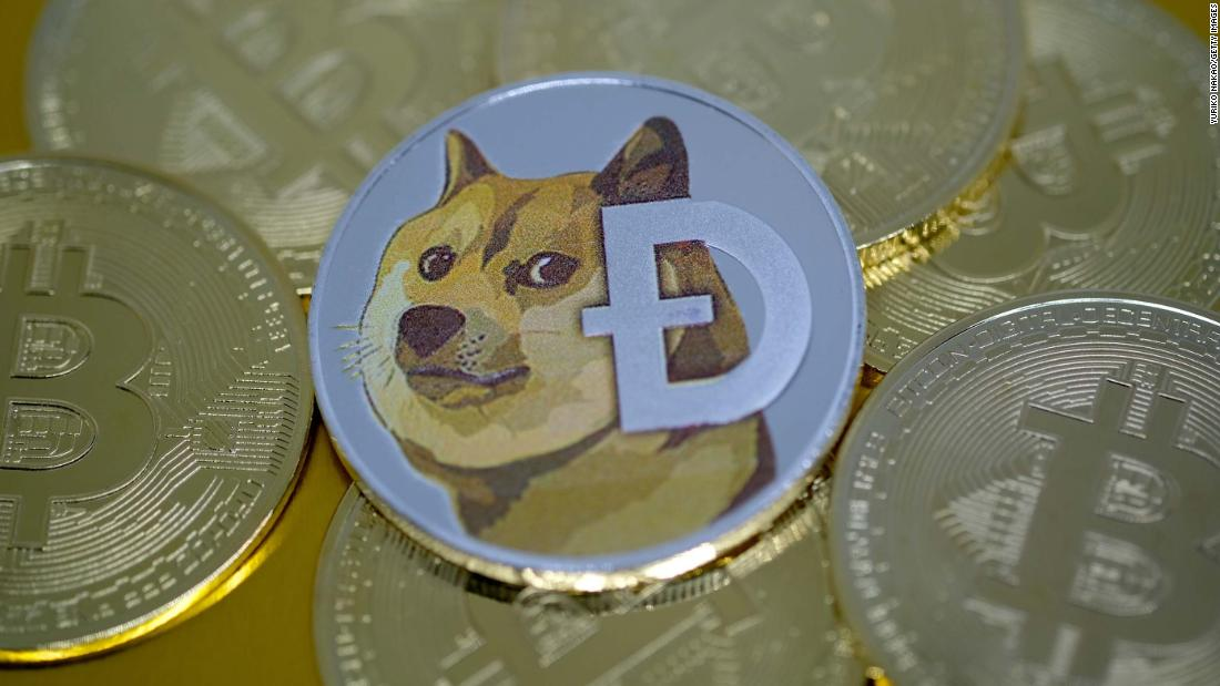 Dogecoin price soars 100% to record high as Elon Musk ...