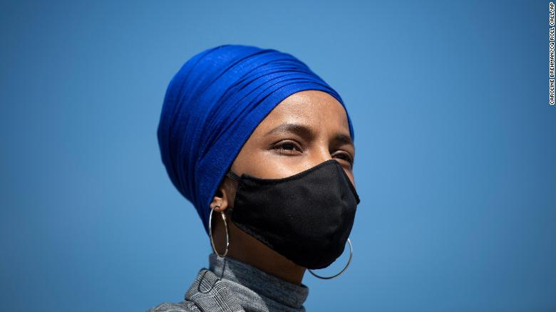 Ilhan Omar and Democratic members urge Biden to act swiftly on raising refugee caps: 'Lives depend on it'