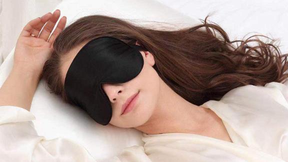 Alaska Bear Natural Silk Eye Mask