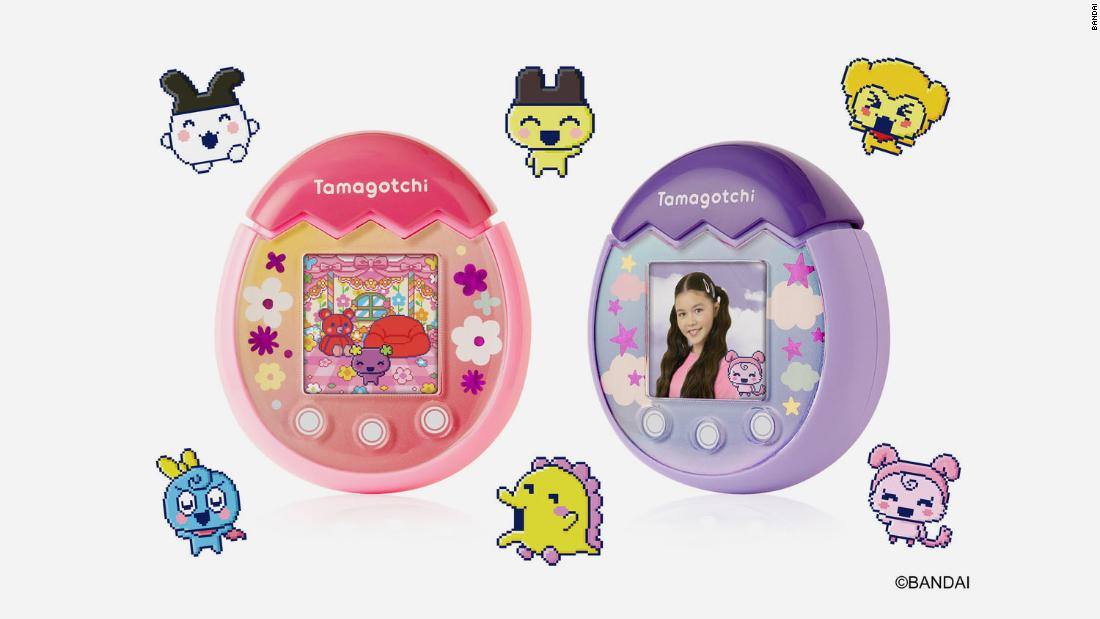 The '90s era Tamagotchi is back -- this time with a camera