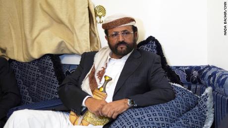 Sultan Al-Aradah, governor of Marib, has vowed to keep fighting.