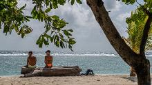 The Maldives plans to offer vaccinations to travelers in a bid to boost tourism.