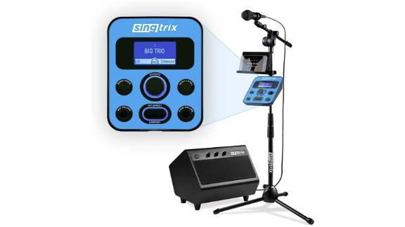 Singtrix Party Bundle Premium Edition Home Karaoke System