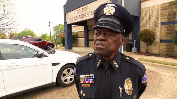 Image for He's a cop. He's 91. And he has no plans to retire