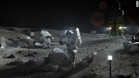 Protes Blue Origin terhadap kontrak SpaceX Moon NASA diberhentikan