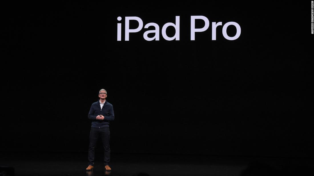 What to expect at Apple's 'Spring loaded' event - CNN