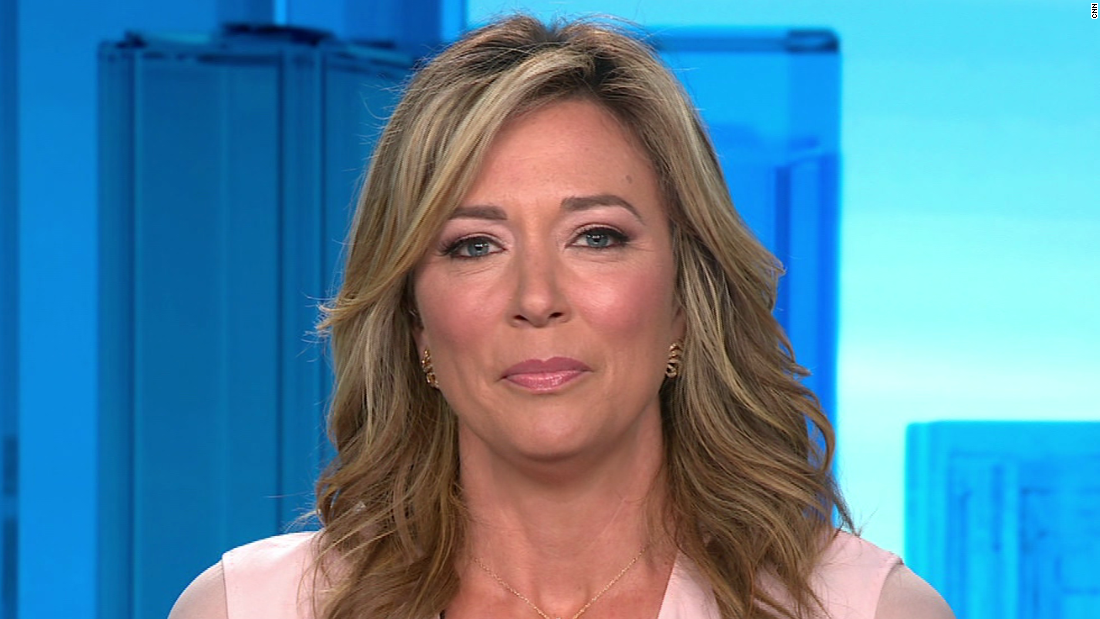 'Get a little uncomfortable': See Brooke Baldwin's last words on air