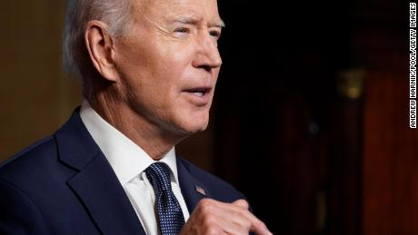 To sell his dream of the future, Biden should draw on the past