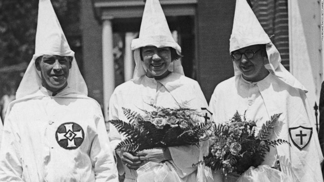 How the KKK's failures became lessons for White power