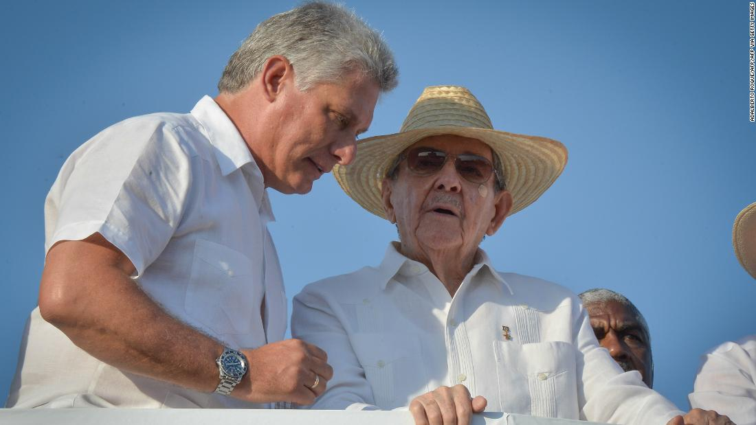 Meet the new leader of Cuba's Communist Party