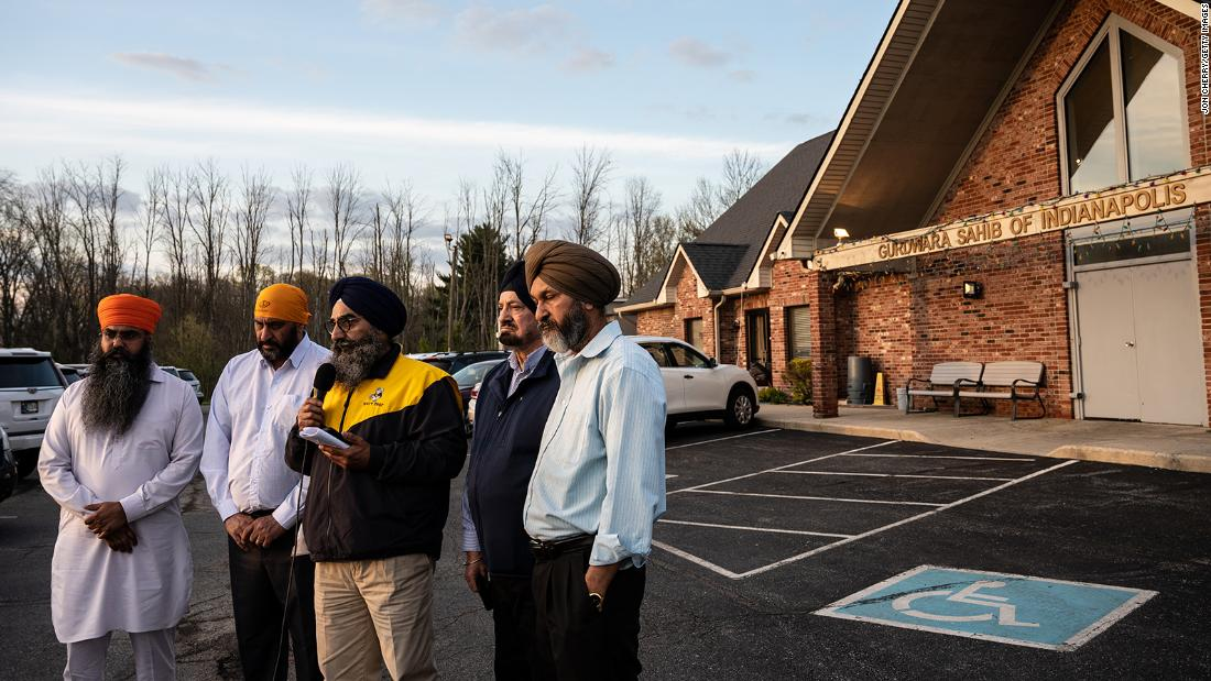 Sikh community in mourning after 4 members shot dead