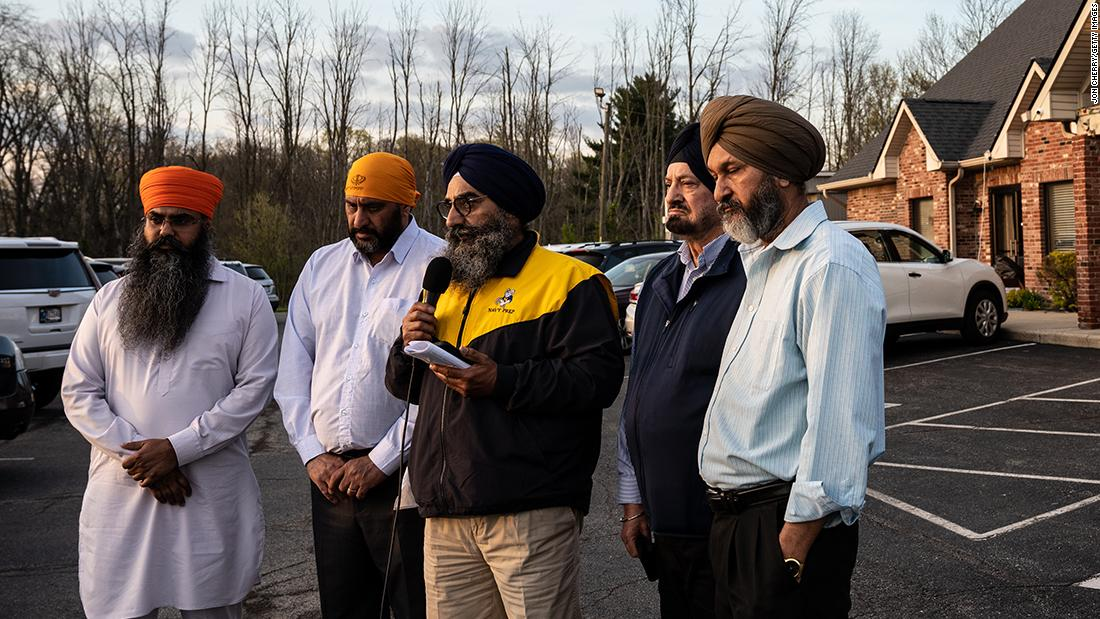 Opinion: Why Sikh Americans again feel targeted after the Indianapolis shooting