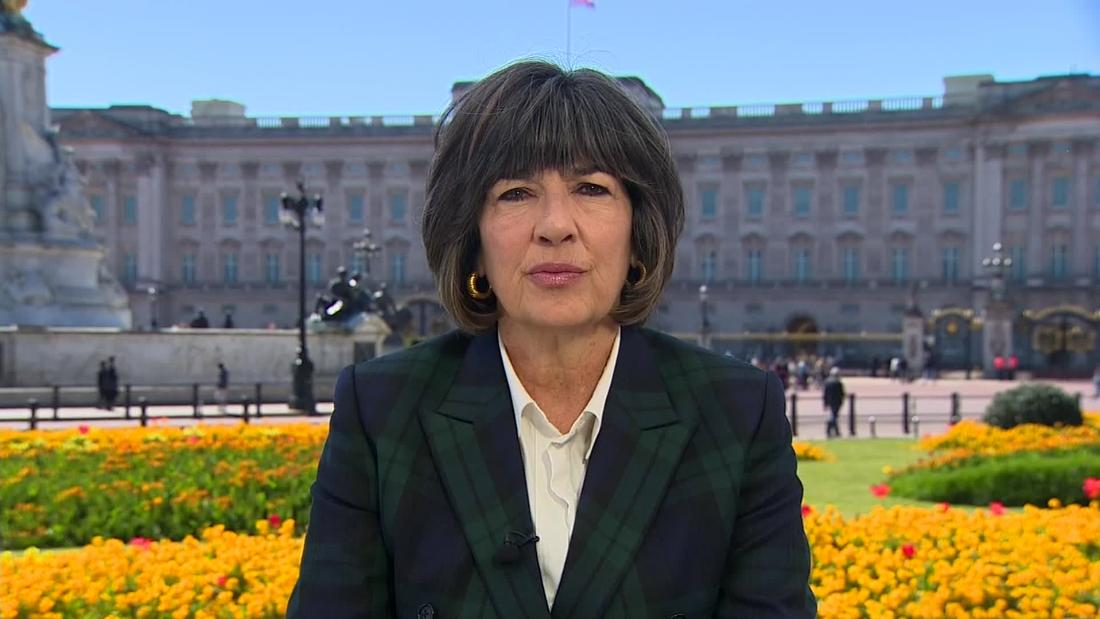 'Husband to duty': Amanpour on what Prince Philip's life meant