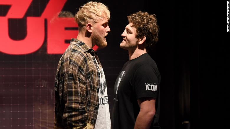 What you need to know about the Jake Paul vs Ben Askren boxing match
