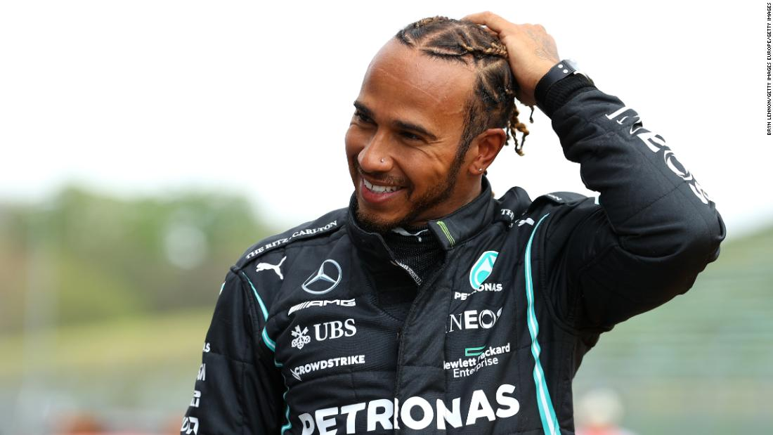 Hamilton sees off the Red Bulls to seize his 99th pole