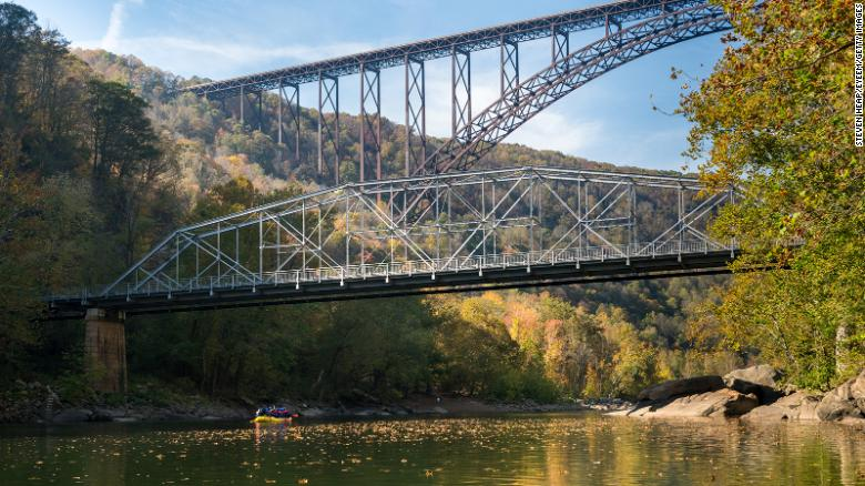Remote workers can get paid $12,000 to move to West Virginia