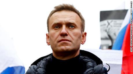 La vie de Navalny est le personnage responsable de Poutine, disent les politiciens russes