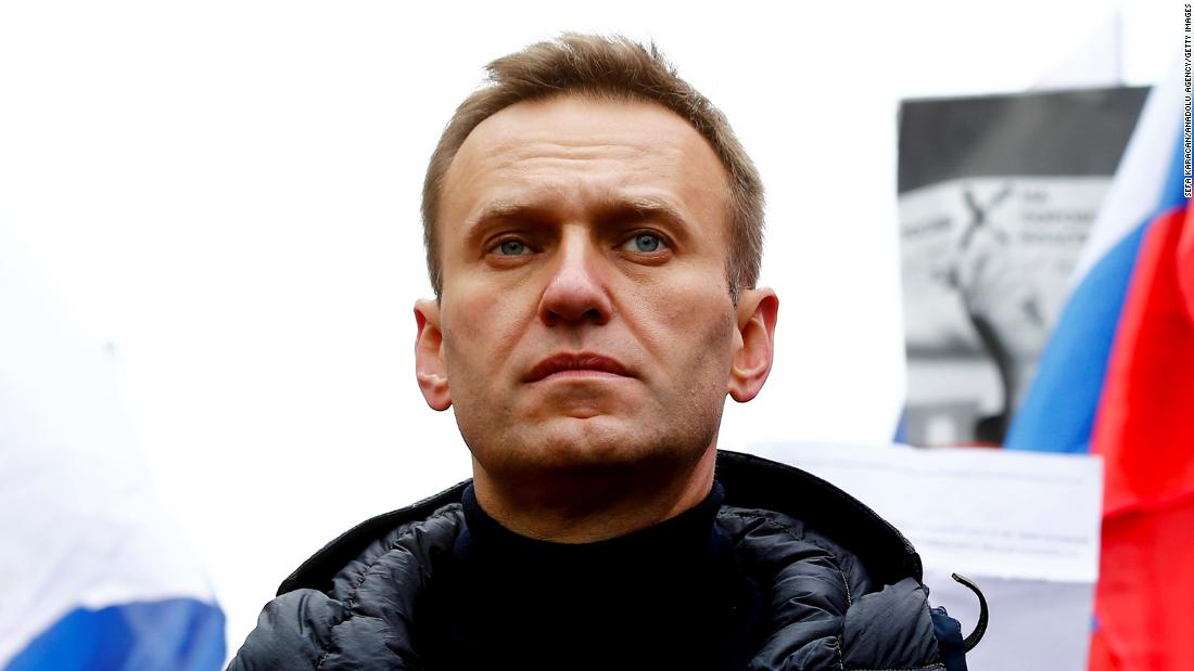 Alexey Navalny's press secretary says he's 'dying' as Russian prosecutors target his foundation