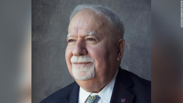 Philanthropist and New York Public Library revivalist Vartan Gregorian dies at 87