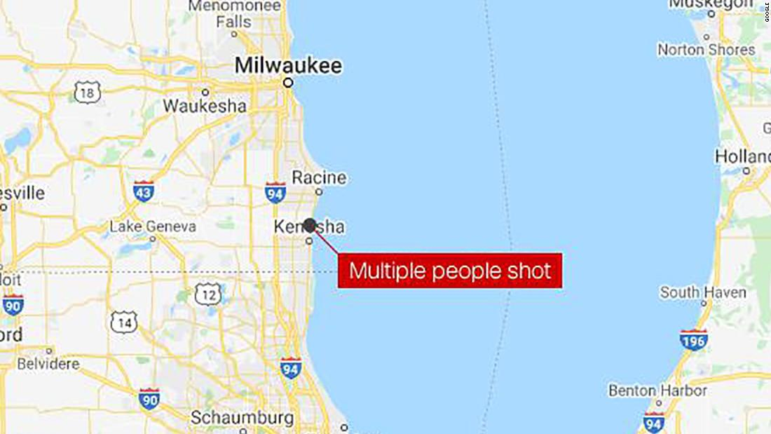 3 people killed and 2 injured in shooting in Kenosha, sheriff's department says - CNN