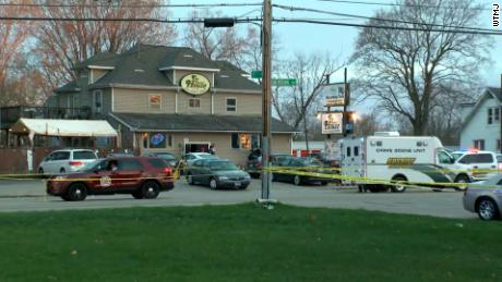 Investigators are asking the public for help in locating the sniper (s) who killed three people in The Somer's House tavern.