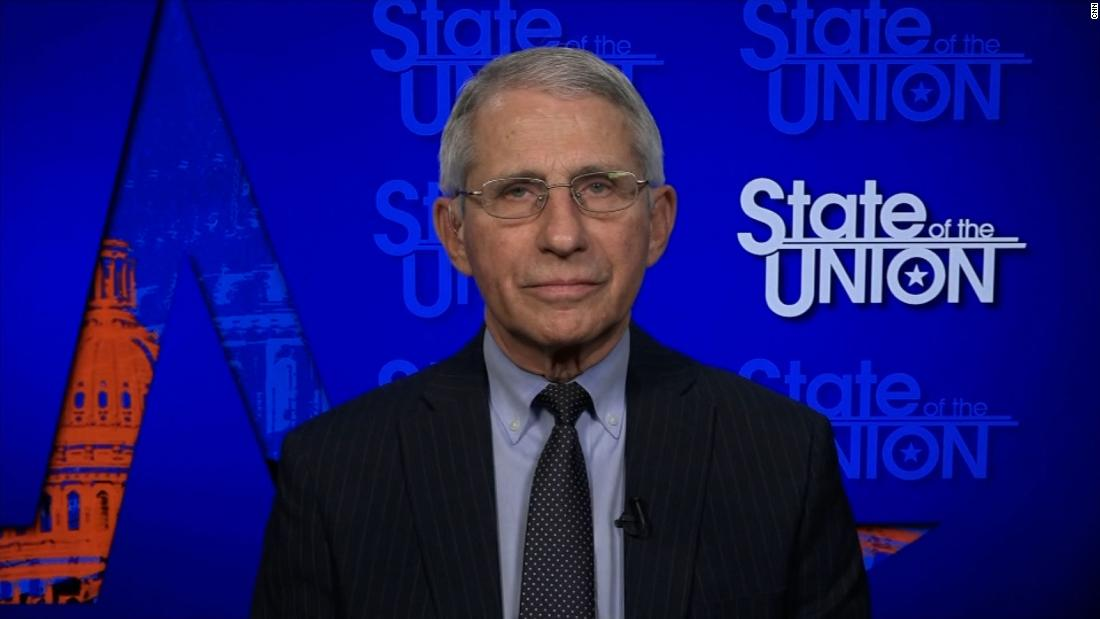 Fauci on gun violence: 'How can you say that's not a public health issue?'