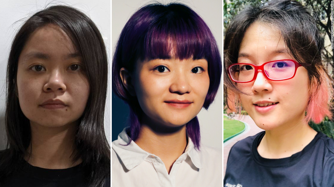 Chinese feminists are being silenced by nationalist trolls. Some are fighting back