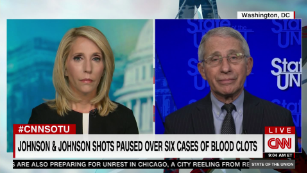 Fauci: Take risk of vaccine-resistant variants seriously