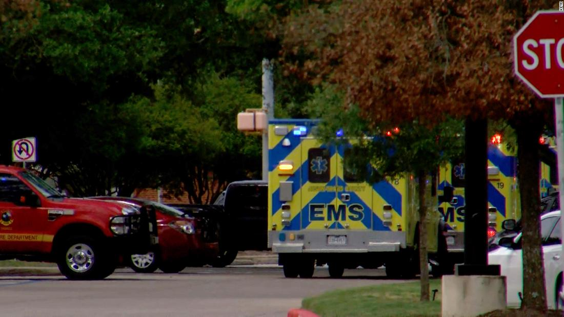Manhunt underway for shooting suspect in Austin after three people were killed