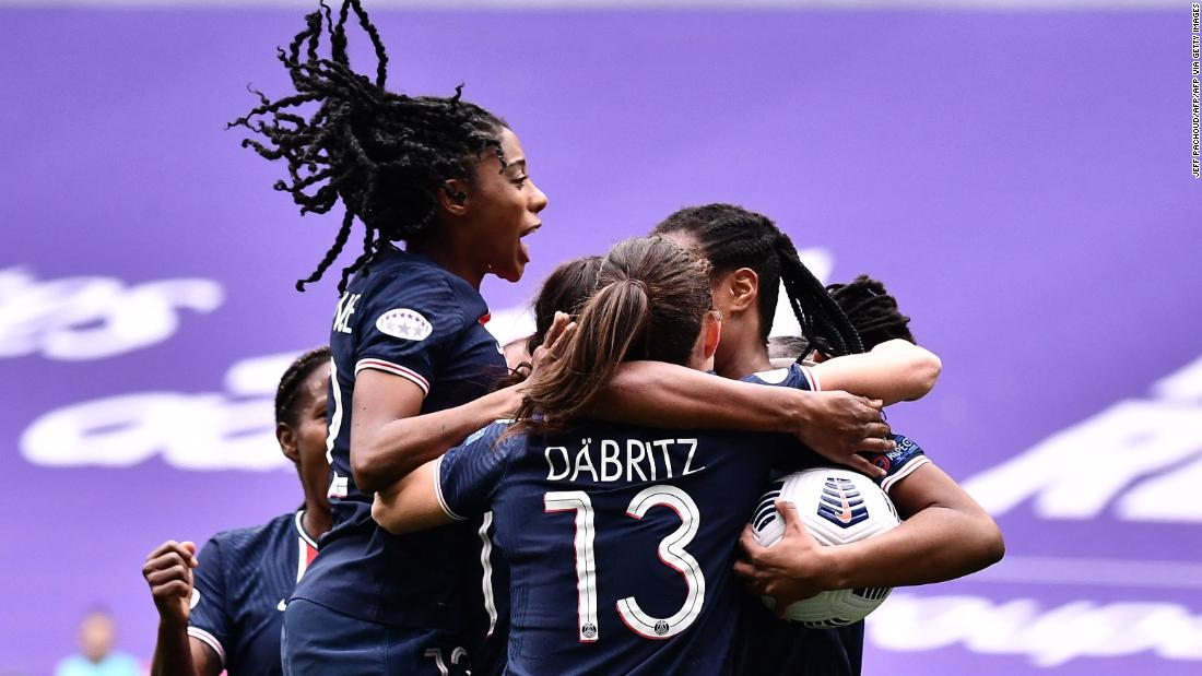 For the first time in six seasons, there will be a new Women's Champions League winner