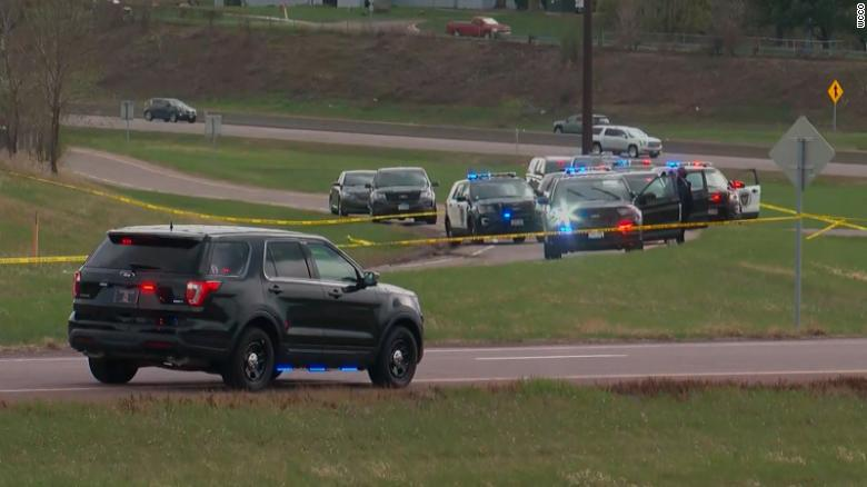 Police fatally shoot carjacking suspect near Minneapolis