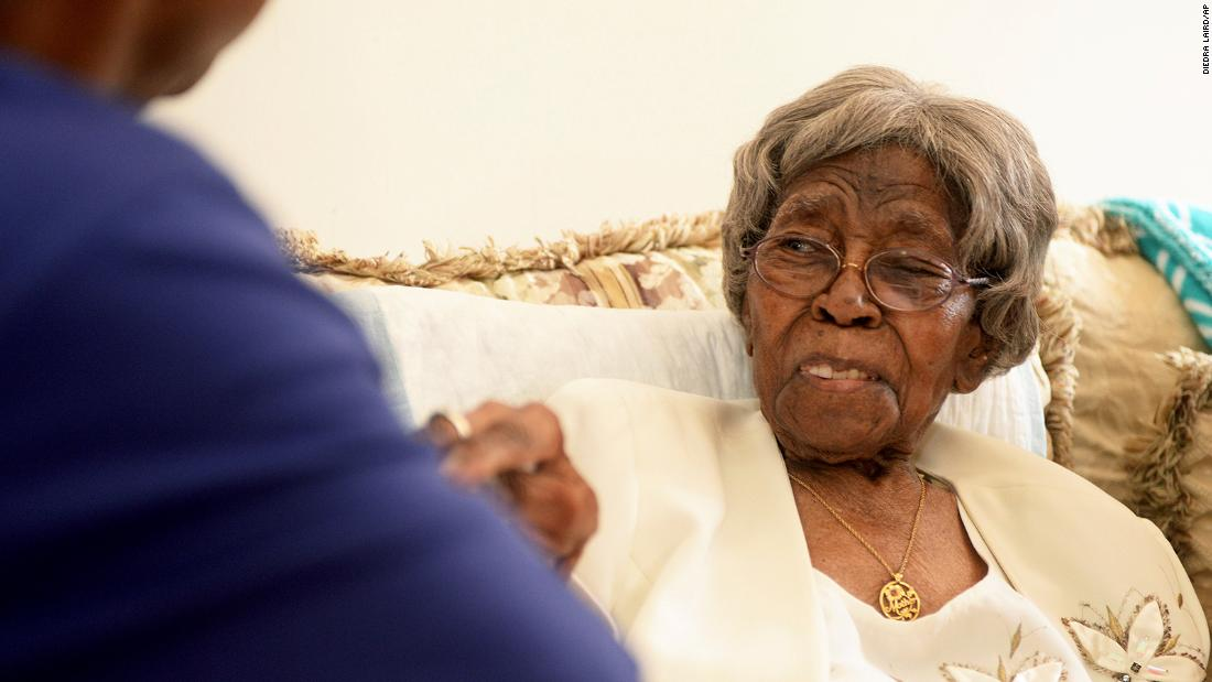Hester Ford, the oldest living American, has died