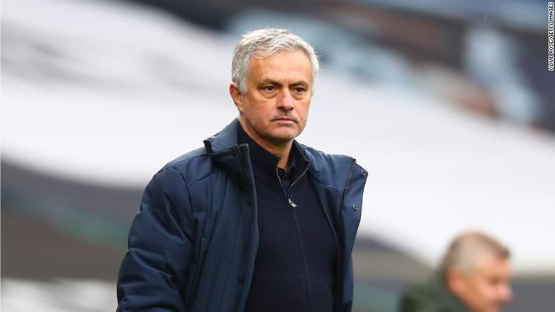 José Mourinho sacked as Tottenham Hotspur manager