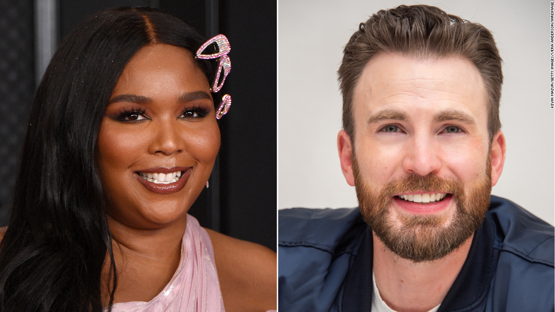 Lizzo has heard from Chris Evans about her drunken DMs