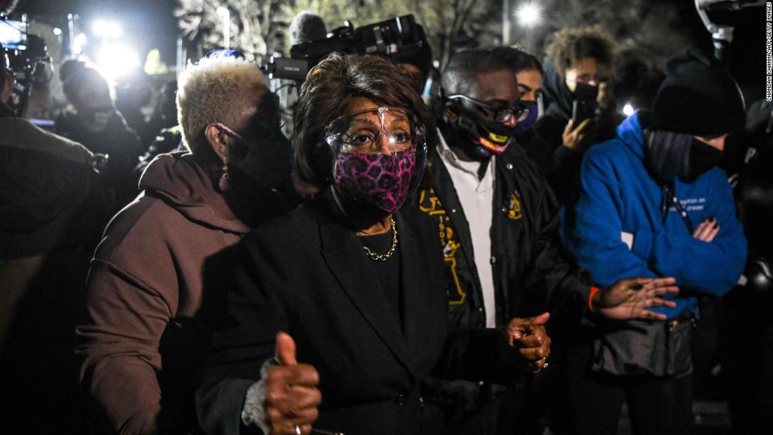 analysis-waters-comments-on-chauvin-trial-pour-fuel-on-the-fire-and-expose-republican-hypocrisy